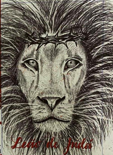 KJA leão de juda