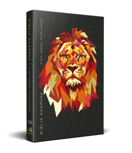 KJA leão vermelho